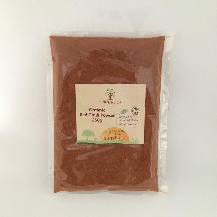 Red Chilli Powder 250g (Organic)