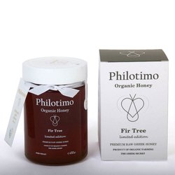 Greek Fir Tree Honey Premium Limited Edition P.D.O. 450g (Organic, Raw)