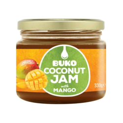 Coconut Jam with Mango 330g by Buko (Fruity Spread)