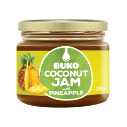 Coconut Jam with Pineapple 330g by Buko (Fruity Spread)