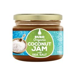 Coconut Jam with Sea Salt 330g by Buko (Organic Spread)