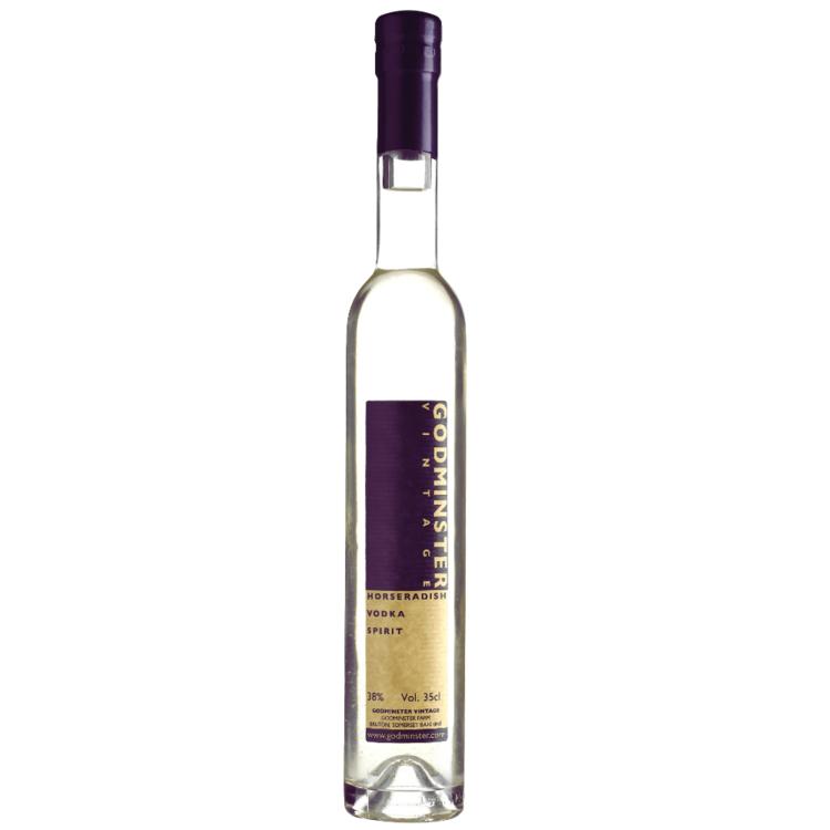 Horseradish Vodka Spirit 35cl by Godminster