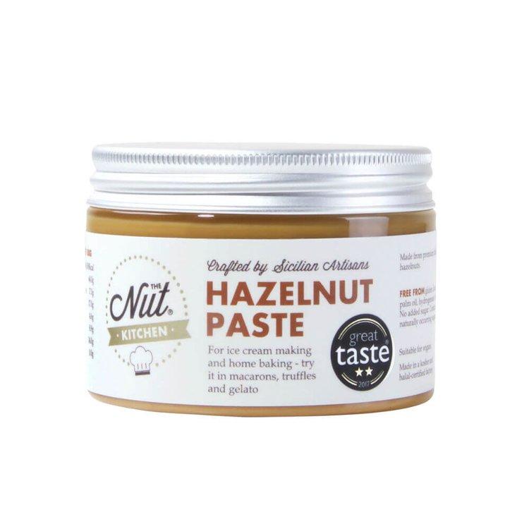 Hazelnut Paste 150g with Premium Napolitano Hazelnuts (For Making Ice Cream & Baking)