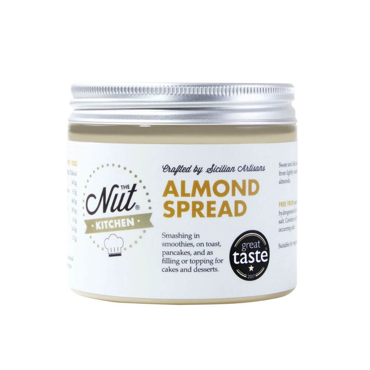 Almond Spread with Sicilian Avola Almonds 200g