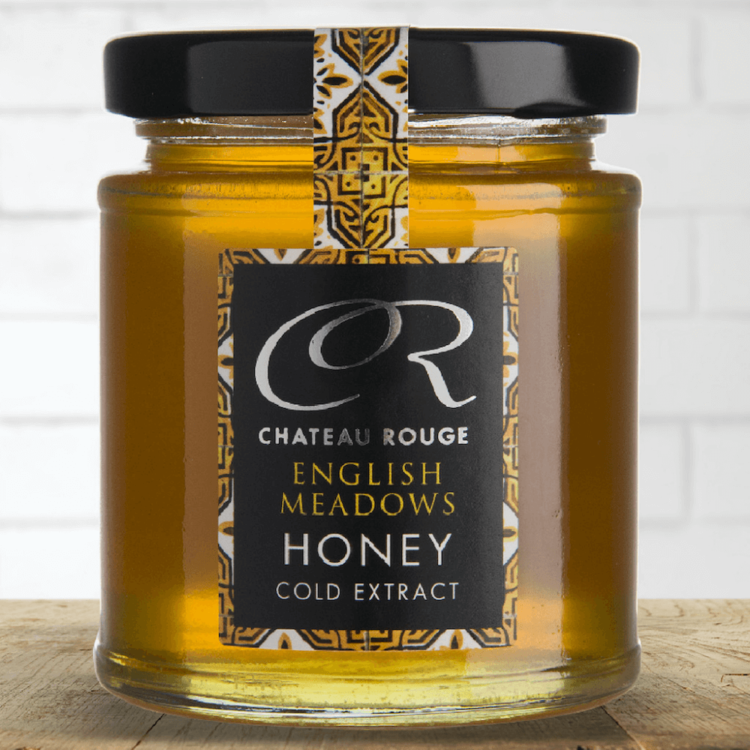 English Meadows Raw Honey (Cold Extracted, Small Batch) 250g