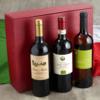 Organic Italian Wine Gift Hamper With 3 Wines (Chianti, Chardonnay & Negroamaro Torre Nova)