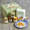 'Buongiorno' Italian Breakfast Gift Hamper Inc. 4 Spreads & Chocolate Biscuits