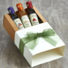 3 Italian Balsamic Glazes from Modena 150ml - Fig, Ginger & Raspberry