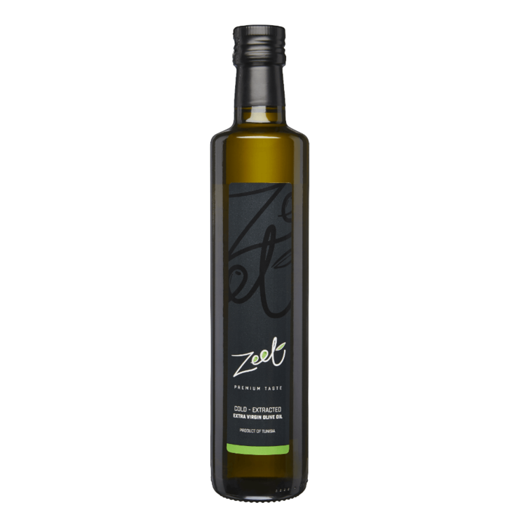 Tunisian Extra Virgin Olive Oil 500ml by Zeet