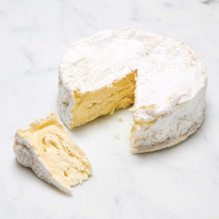 Baron Bigod Baby Cheese 250g (Raw Milk Brie-de-Meaux Style Cheese)