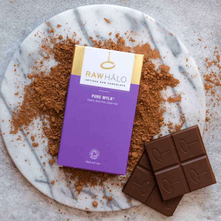 Organic Pure Mylk Raw Chocolate Bar 35g