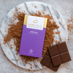 Organic Pure Mylk Raw Chocolate Bar 35g