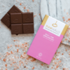 Organic Mylk + Pink Himalayan Salt Chocolate Bar 35g