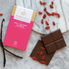 Organic Mylk + Goji Berry & Vanilla Raw Chocolate Bar 35g