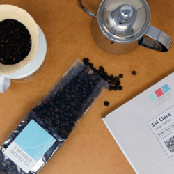'Ebb and Flow' 400g Light Roast Ethiopian Yirgacheffe Coffee Beans Single Origin