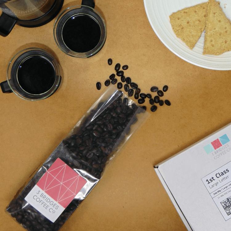 'Express' 400g Medium Dark Roast Guatemala Todosanterita Cooperative Coffee Beans Single Origin