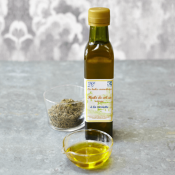 French Savory Extra Virgin Olive Oil 250ml (Organic)