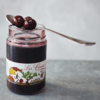 French Pickled Cherries in Banyuls Red Wine Vinegar 355g