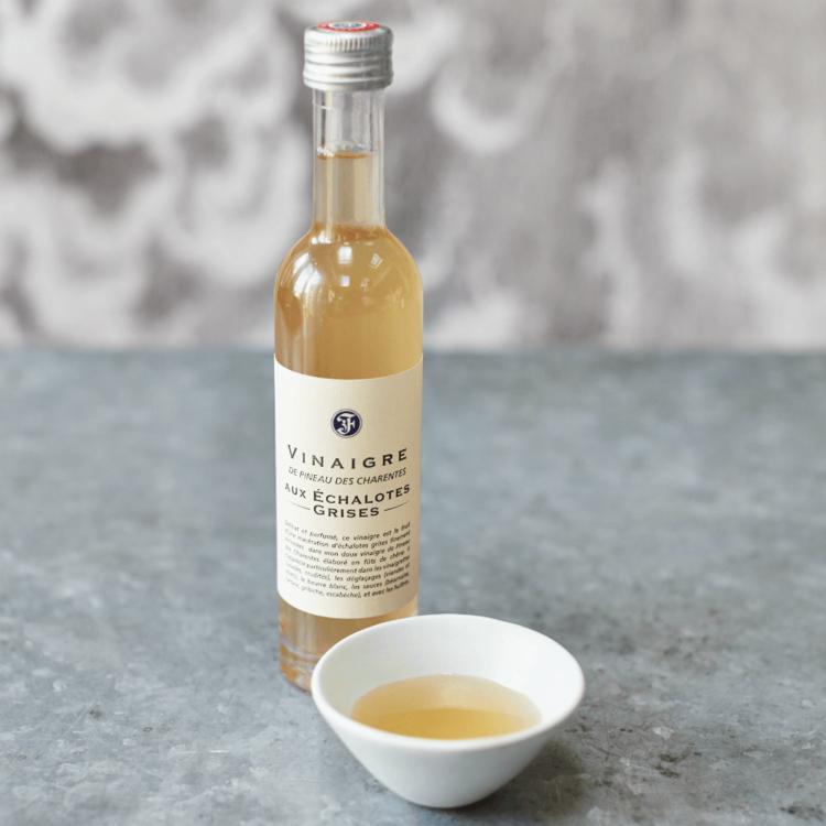 French Grey Shallot Vinegar 100ml (For Sauces & Dressings)