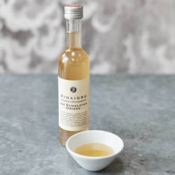 French Grey Shallot Vinegar 100ml (For Sauces & Dressings)