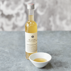 French Sushi Ginger White Wine Vinegar 100ml (For Sushi & Sashimi)