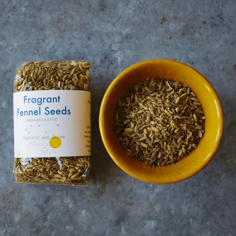 Greek Fennel Seeds 60g