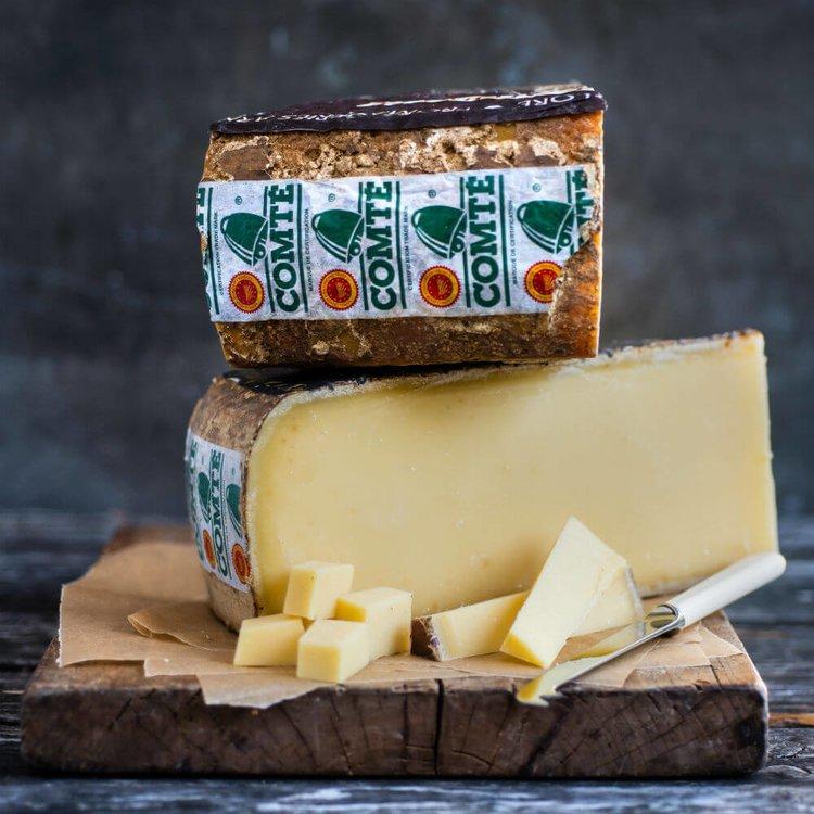 250g 12-18 Months Matured Comté French Cheese Grande Réserve