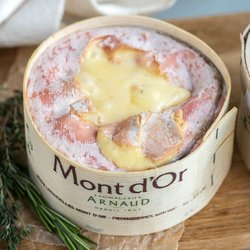 500g Mini Vacherin Mont d'Or Cheese