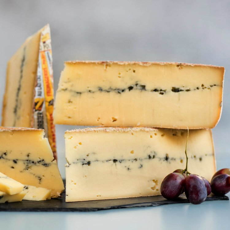 1kg Morbier Semi-Soft French Cheese