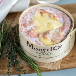 800g Vacherin Mont d'Or Cheese