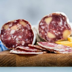 French Saucisson with Comté Cheese IGP 400g