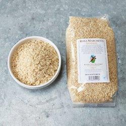 Italian Carnaroli Semi Integrale 'Rosa Marchetti' Risotto Rice 1kg