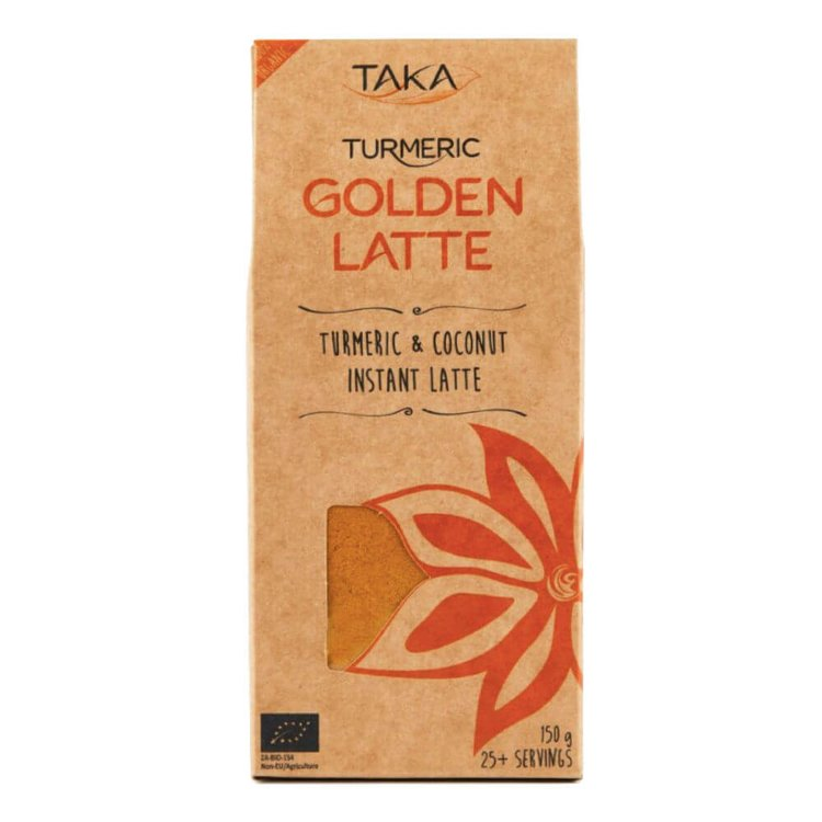 Taka Turmeric Instant Turmeric & Coconut Golden Latte