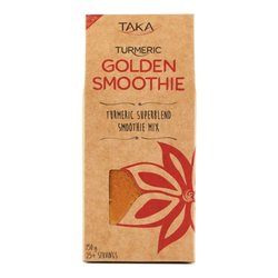 Golden Turmeric Smoothie Mix with Flaxseed, Chia Seeds & Maca 150g