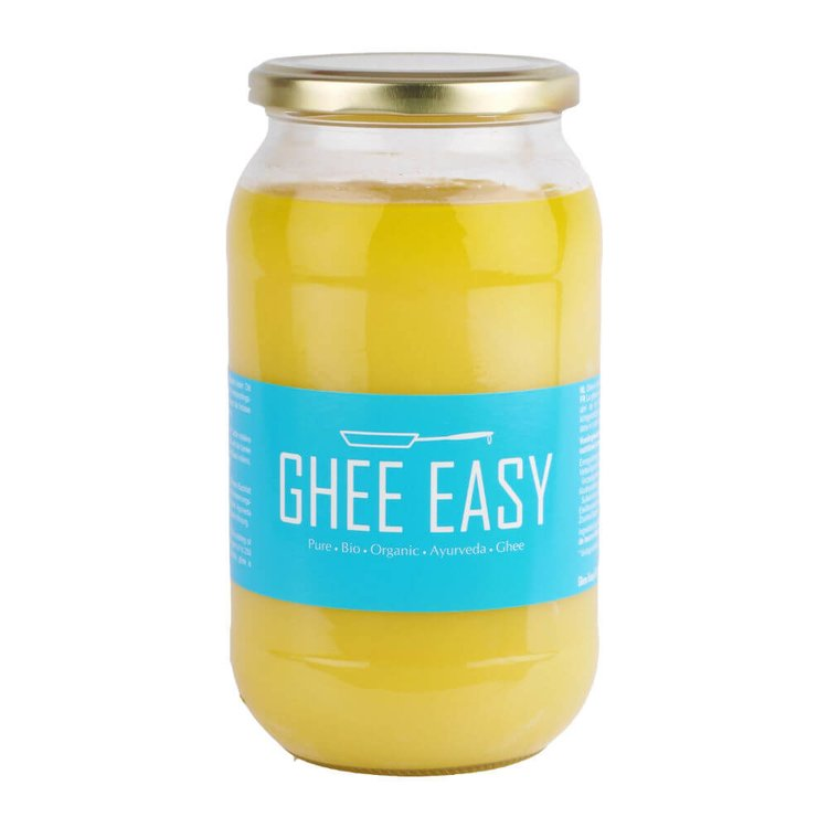 850g Organic Ghee (Clarified Butter) by Ghee Easy