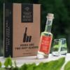 Spiced Honey Vodka Liqueur & Glasses Gift Set with 20cl Bottle & 2 Shot Glasses by Tipsy White
