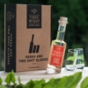 Spiced Honey Vodka Liqueur & Glasses Gift Set with 20cl Bottle & 2 Shot Glasses by Tipsy White