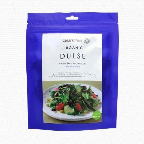 Organic Dulse Seaweed 50g