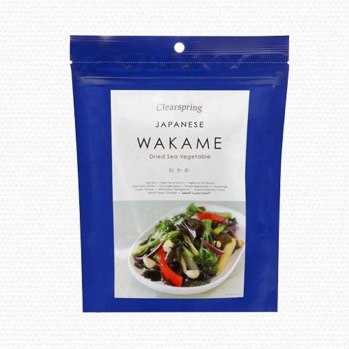 Dried Wakame Seaweed 50g