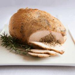 2-2.99kg Medium Free-Range Stuffed Turkey Breast Roast by Copas Turkeys (With Roasting Tray)