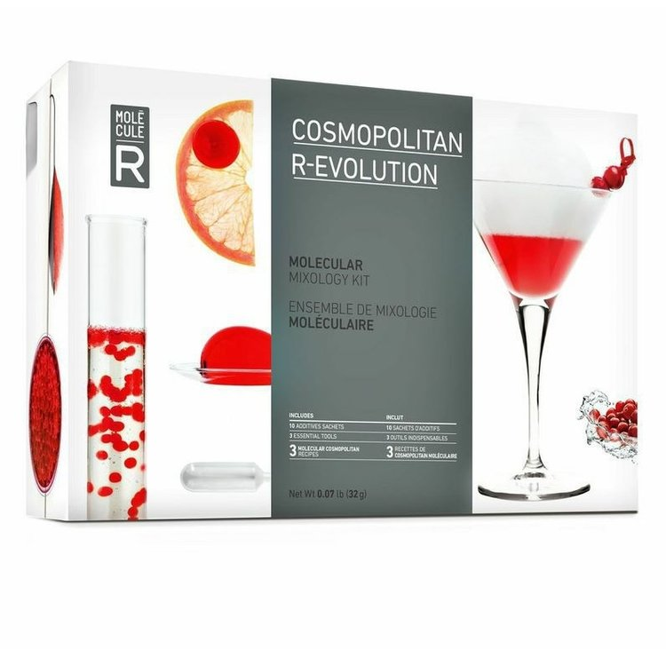 Molecular Cosmopolitan Cocktail Mixing Kit