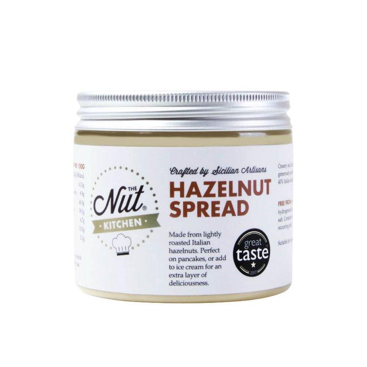 Hazelnut Spread with Premium Napolitano Hazelnuts 200g