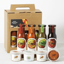 Ultimate BBQ Gift Kit Inc. Artisan Sauces, Spice Blends & Peri Peri Ketchup