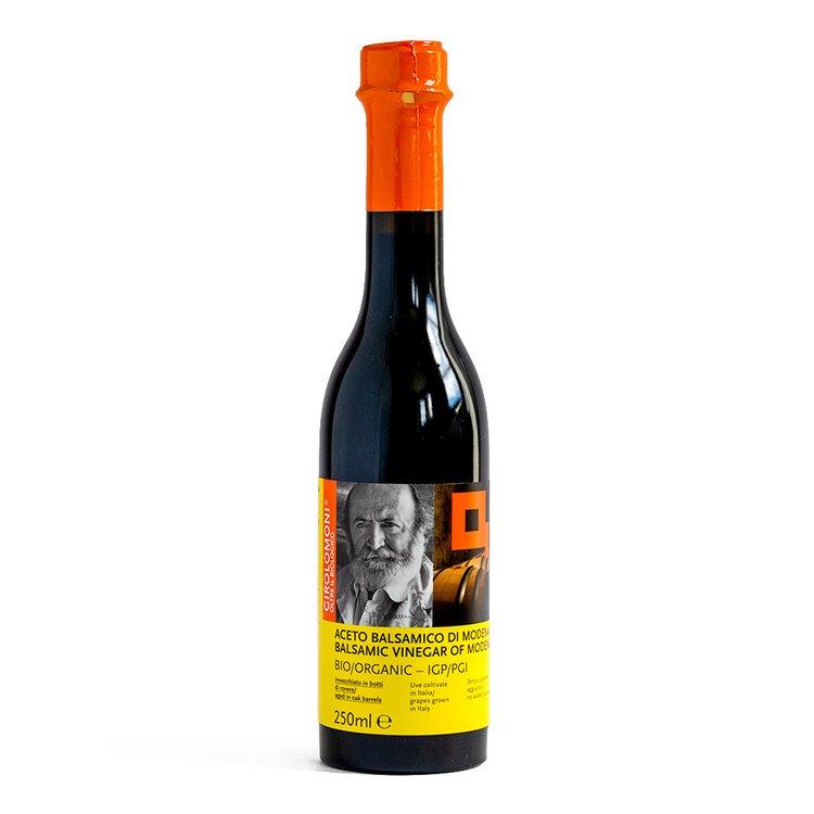 Girolomoni Organic Balsamic Vinegar of Modena IGT 250ml