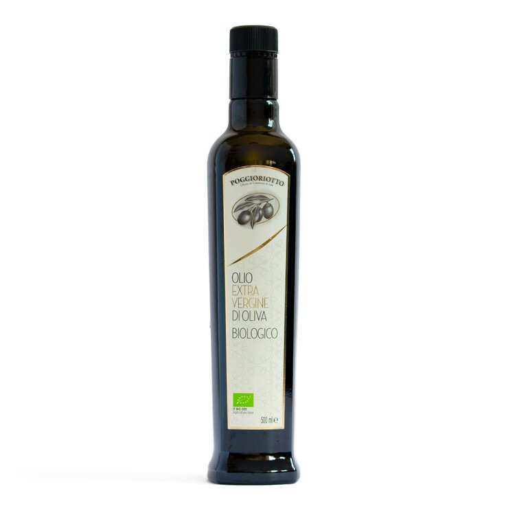 Garda Extra Virgin Olive Oil 500ml (Organic)