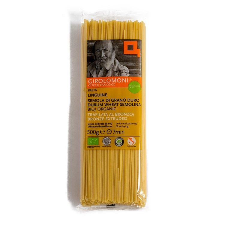 Organic Durum Wheat Linguine Pasta 500g