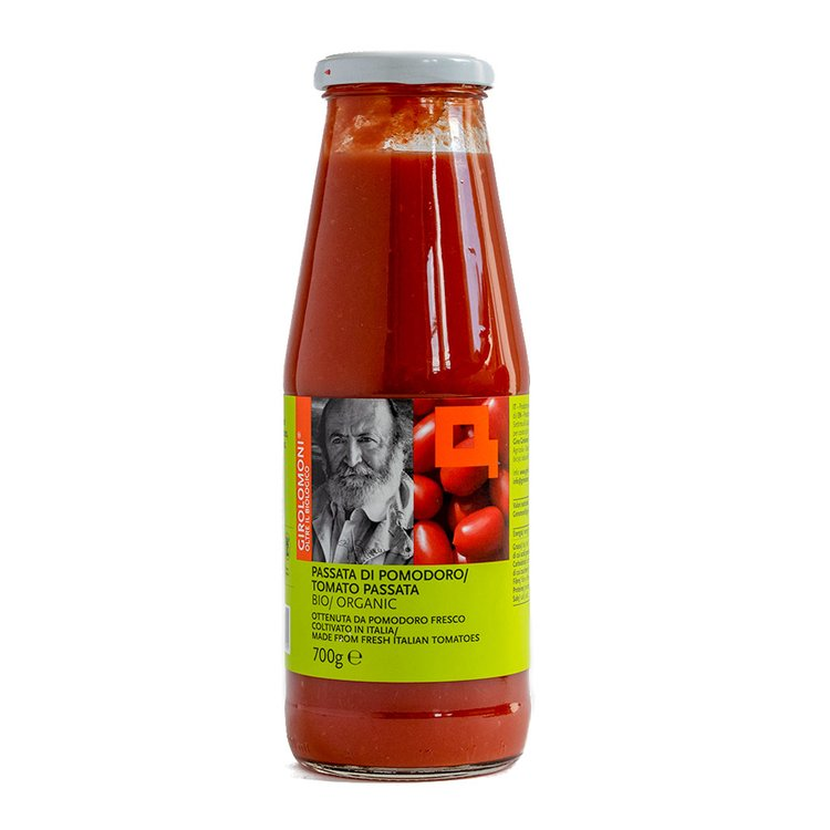 Organic Italian Tomato Passata 700g