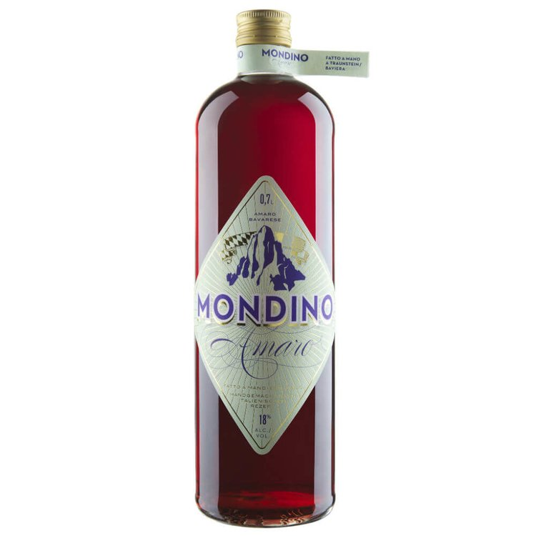 Organic Amaro by Mondino 700ml 18% Vol.