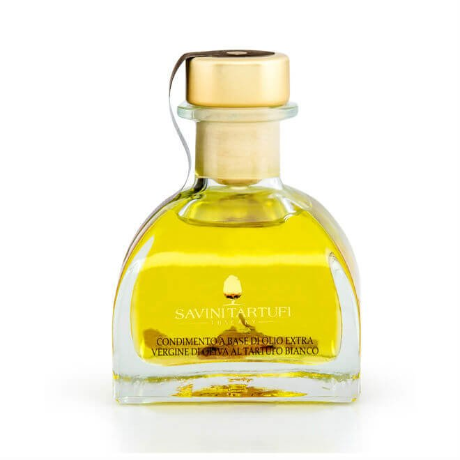 Extra Virgin Olive Oil with White Truffle ('Tuber magnatum Pico')100ml
