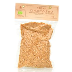 Organic Piedmont Hazelnut Flour PGI 250g (For Baking & Cooking, Gluten Free)